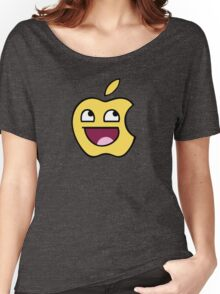 Happy apple Women's Relaxed Fit T-Shirt