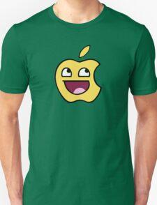 Happy apple Unisex T-Shirt