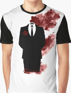 Bloody mist Graphic T-Shirt
