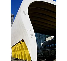international city Photographic Print