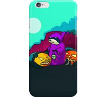 Pandarama - Halloween iPhone Case/Skin