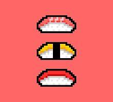 Pixel Nigiri Sushi by sombrasblancas