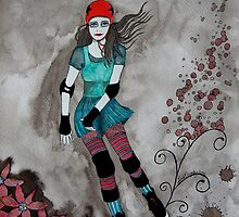 Roller Girl by Lisa Murphy