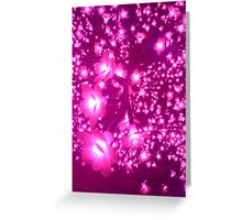 Sparkly Greeting Card
