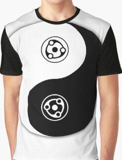 sharingan spinning  Graphic T-Shirt