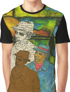 The Musician: Mind-Body-SOUL Graphic T-Shirt