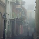 Pirate's Alley New Orleans by Alfonso Bresciani