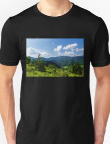 Impressions of Mountains and Forests and Trees T-Shirt