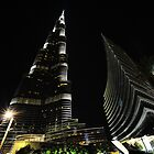 Burj Khalifa by Michael Powell