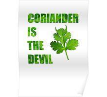 satanic herb Poster