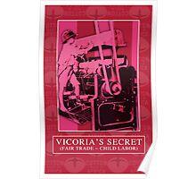VICTORIA'S SECRET Poster