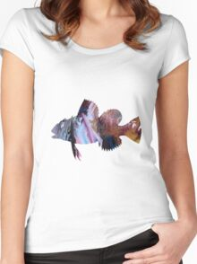 Sculpin  Women's Fitted Scoop T-Shirt