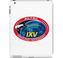 ESA' ALTEC Program Logo iPad Case/Skin