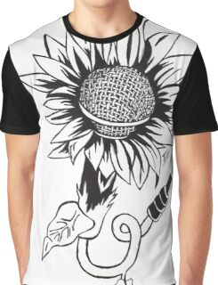 Sunflower Song Graphic T-Shirt