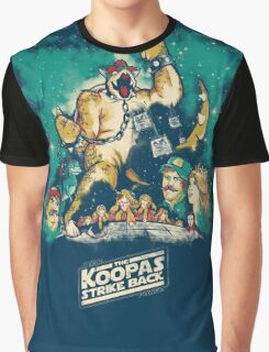 The Koopas Strike Back Graphic T-Shirt