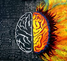 Split-Brain  by Kayla Vasilakis