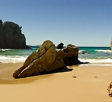 Glasshouse Rocks - Narooma NSW by pcbermagui