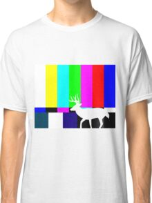 We Will Be Back Shortly Classic T-Shirt