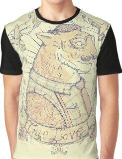 True Love Graphic T-Shirt