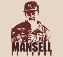 Nigel Mansell - Il Leone by oawan