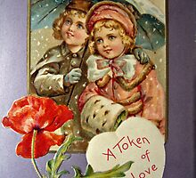 A Token of Love by Susan S. Kline