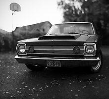 1966 Plymouth Belvedere II by Kelly-Shane Fuller