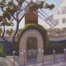 Le Moulin de la Galette by Tash  Luedi Art