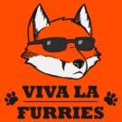 Furries - Fox by SLisica08