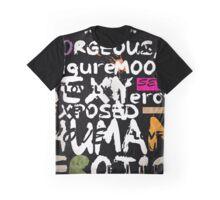 al abut words  Graphic T-Shirt