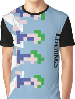 The Lemmings Graphic T-Shirt