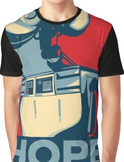 Trust in Wall-e  Graphic T-Shirt