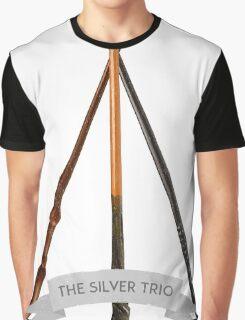 The Silver Trio Graphic T-Shirt