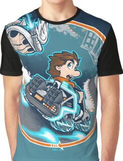 Marty Kart 88 Graphic T-Shirt