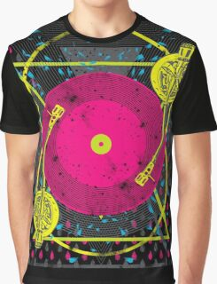 StereoMix Graphic T-Shirt