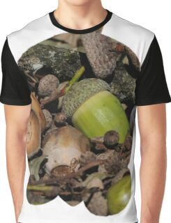 Seedot used Nature Power Graphic T-Shirt
