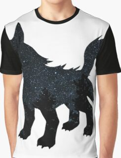 Mightyena used Dark Pulse Graphic T-Shirt
