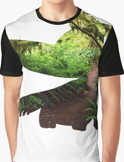 Tropius used Leaf Storm Graphic T-Shirt