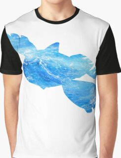 Kyorge used Water Spout Graphic T-Shirt