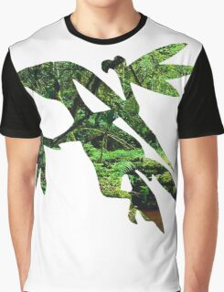 Grovyle used Leaf Blade Graphic T-Shirt