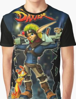 Jak & Daxter Trilogy  Graphic T-Shirt