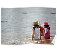 beach buddies Poster