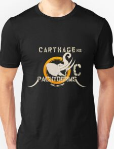 Carthage Pachyderms - Light Unisex T-Shirt