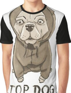 Top Dog Graphic T-Shirt