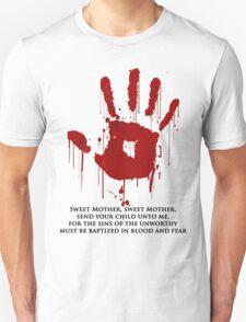 AWESOME Dark Brotherhood Black Sacrament! T-Shirt