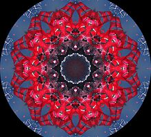 Red sails in the night kaleidoscope 05 by fantasytripp