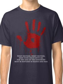 AWESOME Dark Brotherhood Black Sacrament!  Classic T-Shirt