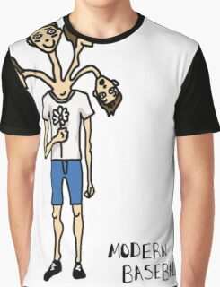 Modern Baseball // Stages of Love Graphic T-Shirt