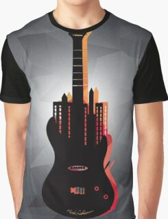 music nyc  Graphic T-Shirt