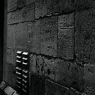 walls remember 1 by Nikolay Semyonov