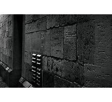 walls remember 1 Photographic Print